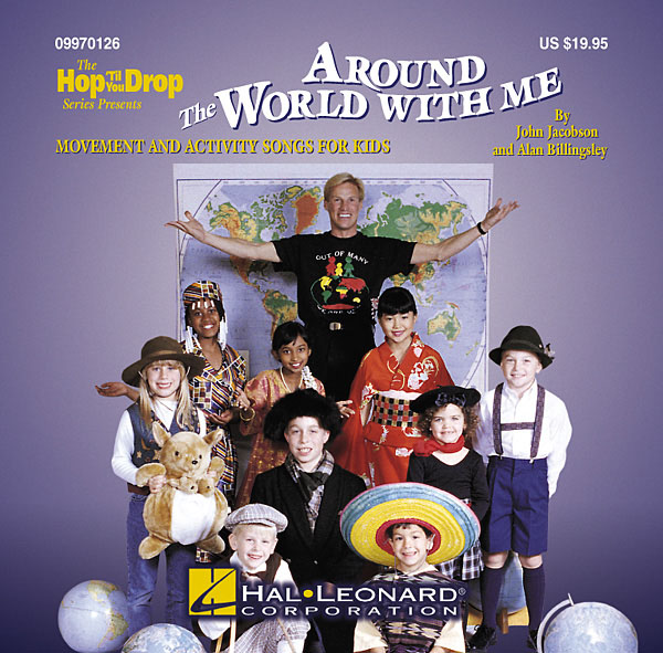 Alan Billingsley John Jacobson: Around the World with Me Collection: Mixed