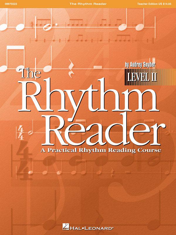 Audrey Snyder: The Rhythm Reader II: Children's Choir: Vocal Score