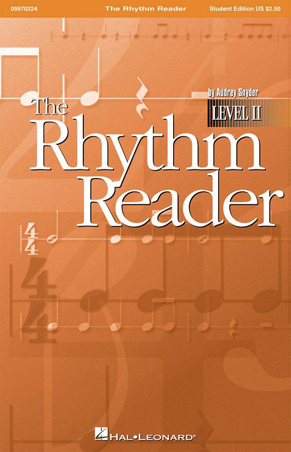 Audrey Snyder: The Rhythm Reader II: Mixed Choir: Vocal Score