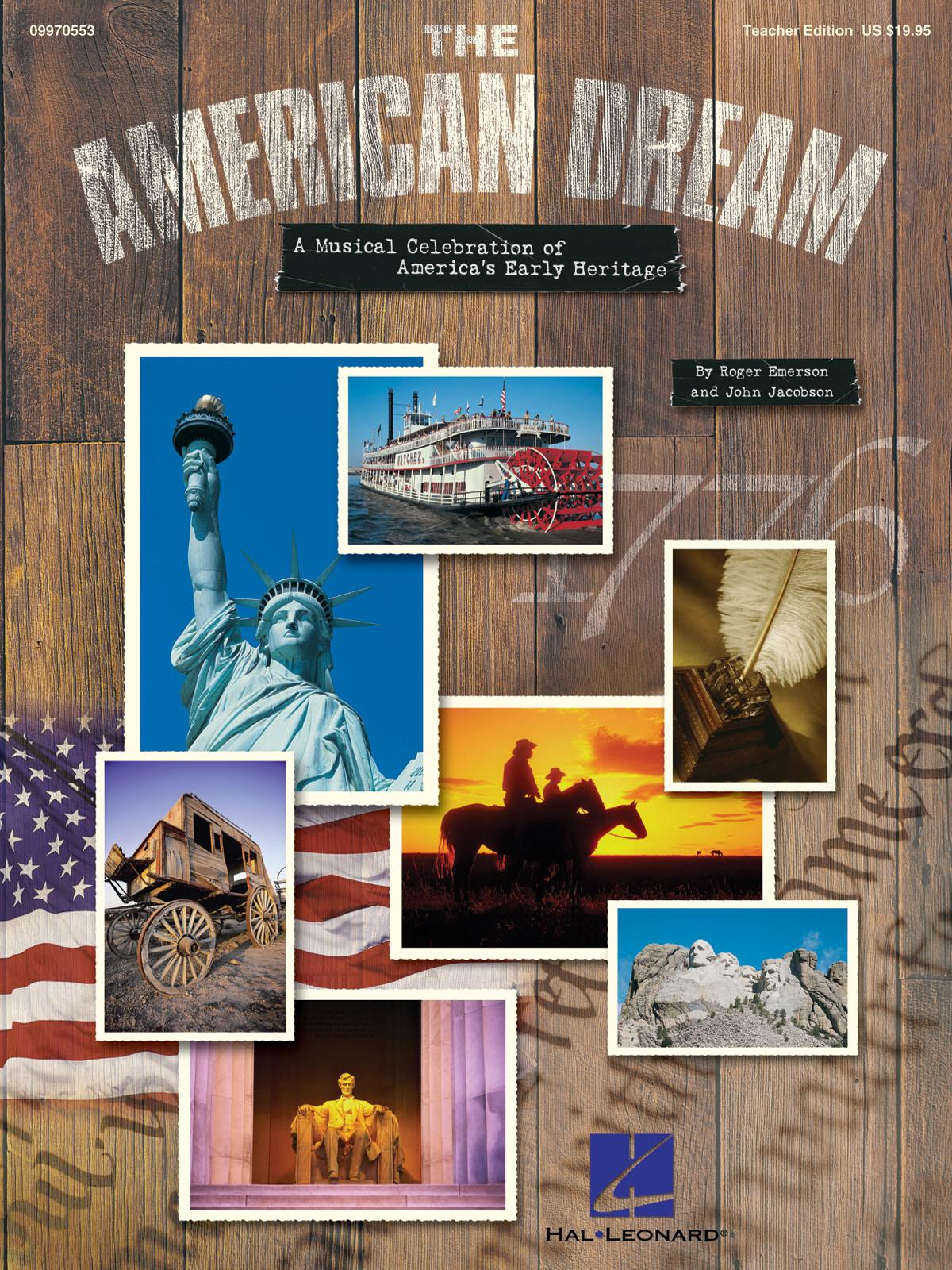 John Jacobson: The American Dream: Classroom Musical