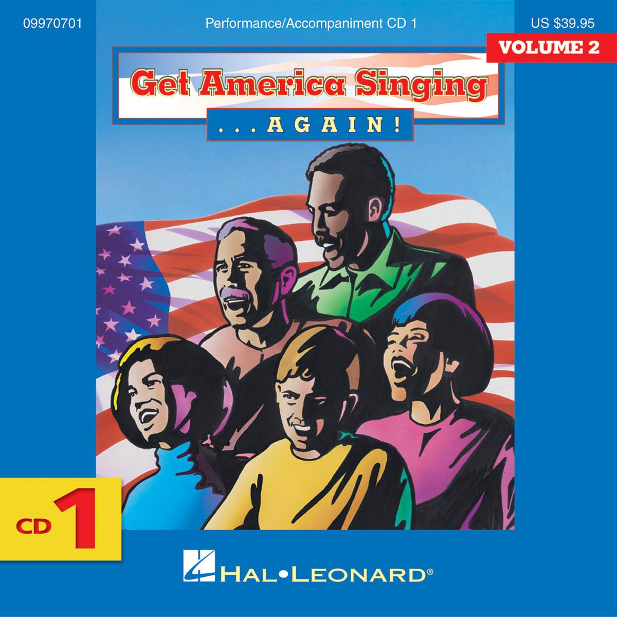 Get America Singing Again Vol 2 CD One: Mixed Choir: CD