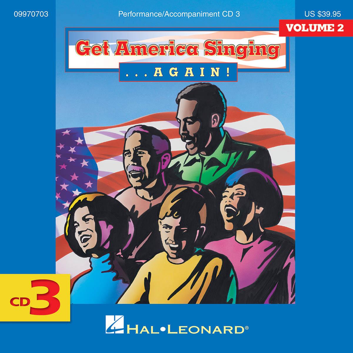 Get America Singing Again Vol 2 CD Three: Mixed Choir: CD