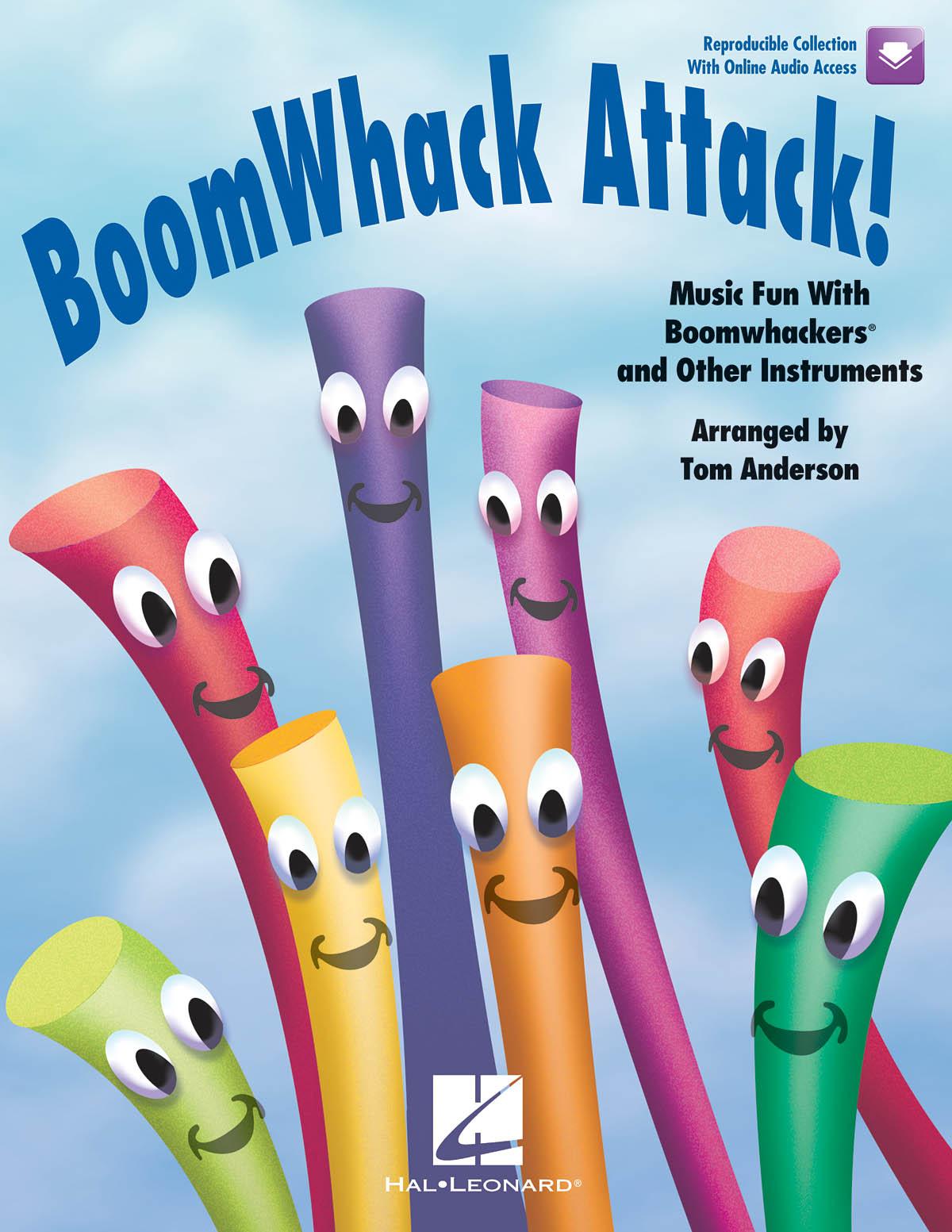 BoomWhack Attack!: Instrumental Album
