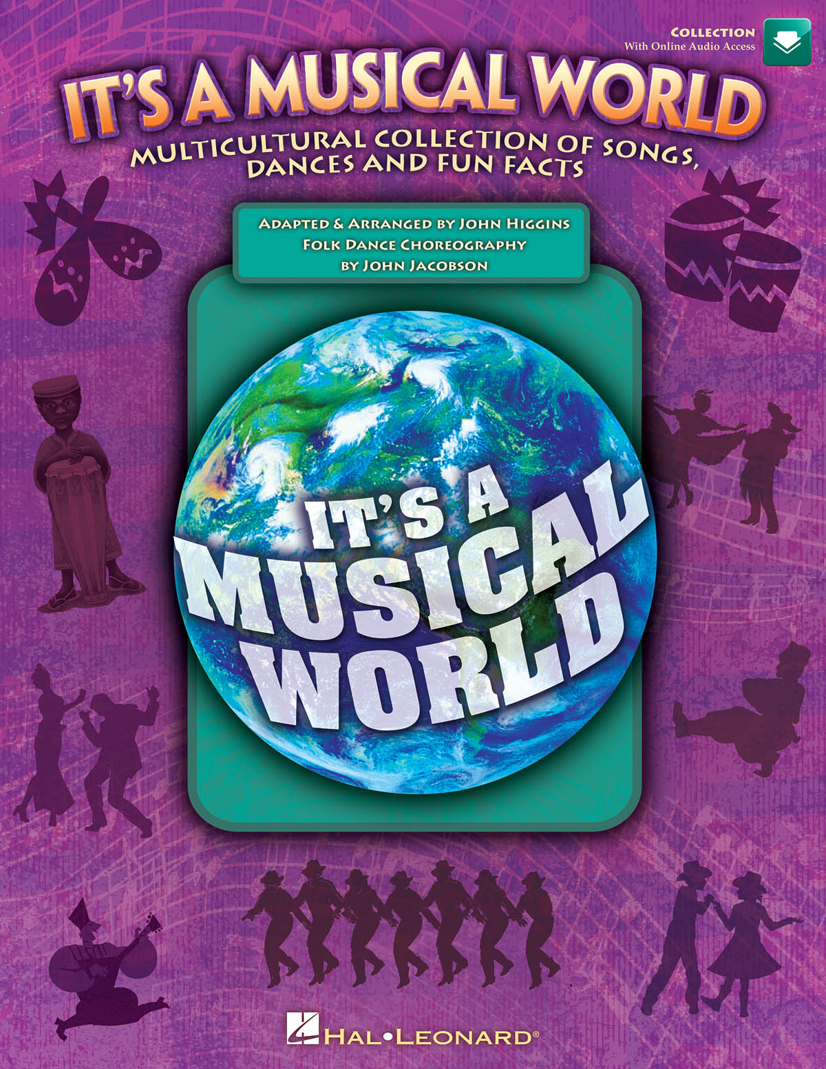 It'S A Musical World: Vocal: Classroom Resource