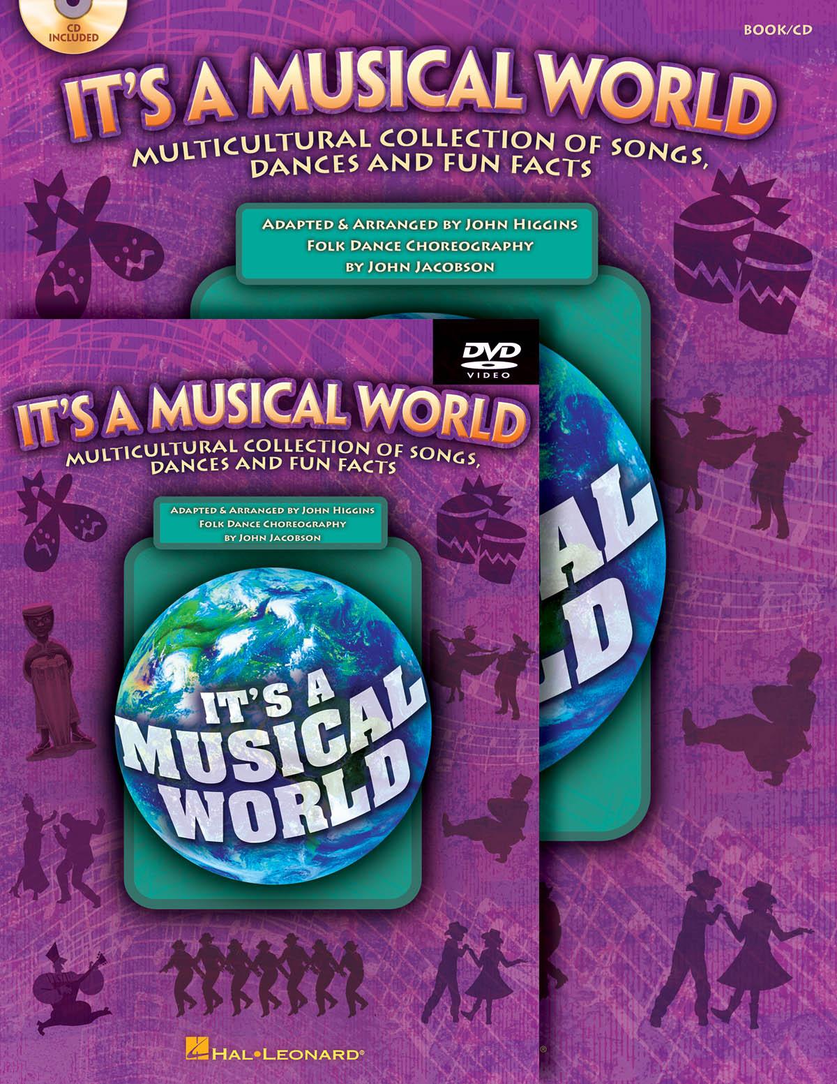 John Higgins John Jacobson: It's a Musical World: Score and Parts