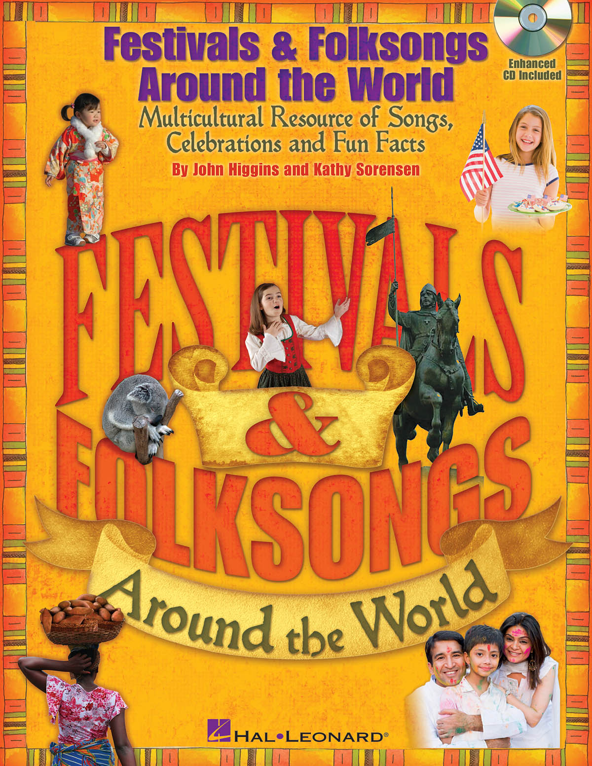 Festivals & Folksongs Around the World: Mixed Choir: Classroom Musical
