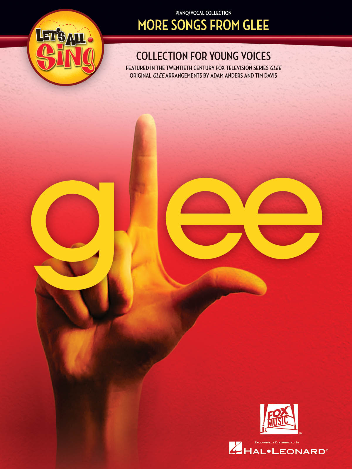 Glee Cast: Let'S All Sing... More Songs From Glee: Voice: Vocal Album