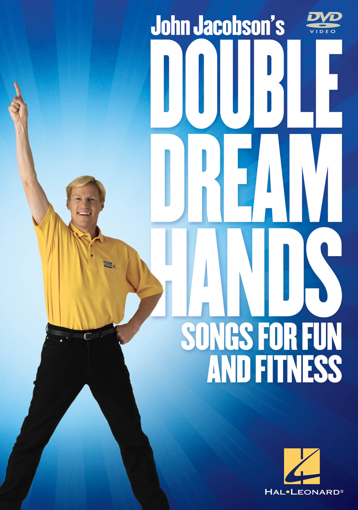 John Jacobson: Double Dream Hands: Voice: Vocal Tutor