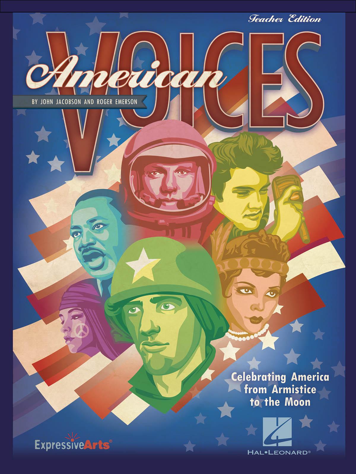 John Jacobson Roger Emerson: American Voices: Children's Choir: Classroom