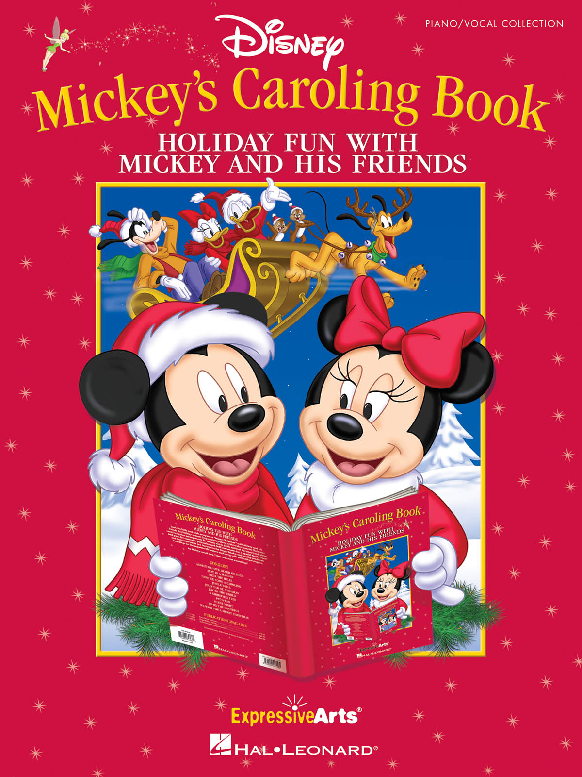 Mickey's Caroling Book: Vocal: Vocal Collection