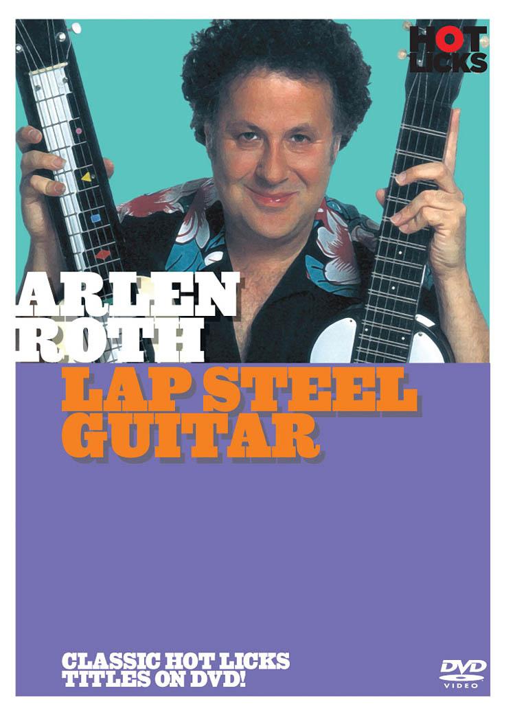 Arlen Roth - Lap Steel Guitar: Guitar: DVD