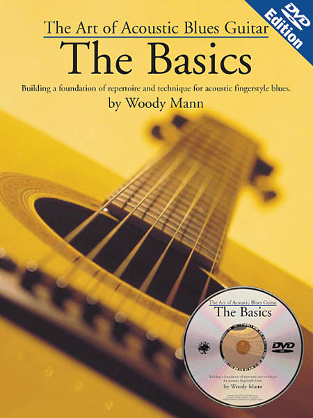 The Art of Acoustic Blues Guitar - The Basics: Guitar: DVD