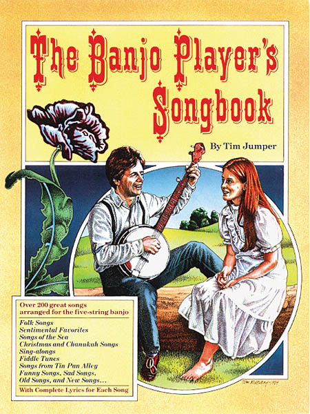 The Banjo Player's Songbook: Banjo: Mixed Songbook