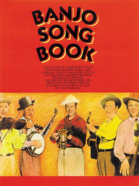 Banjo Song Book: Banjo: Mixed Songbook