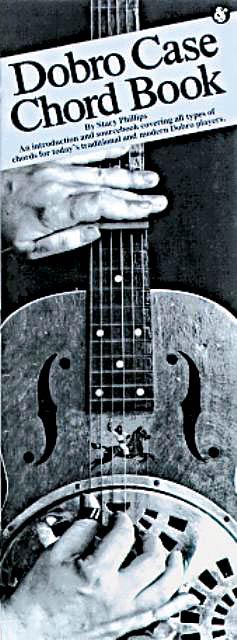 Dobro Case Chord Book: Dobro: Instrumental Tutor
