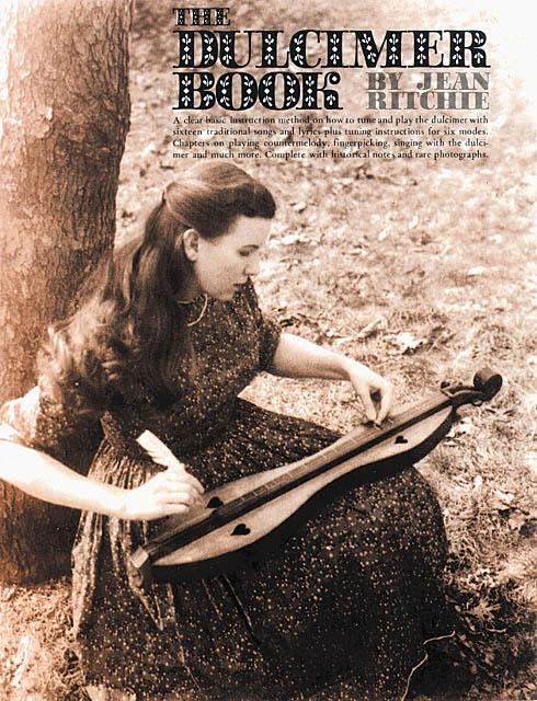 The Dulcimer Book: Dulcimer: Instrumental Tutor