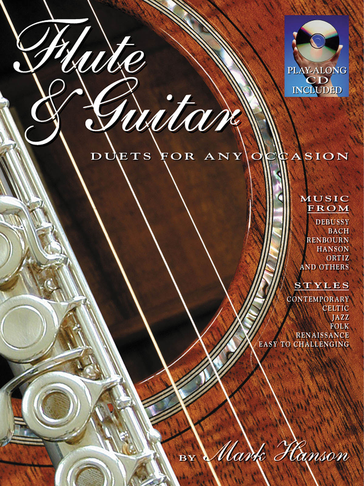 Flute And Guitar Duets For Any Occasion: Chamber Ensemble: Instrumental Album