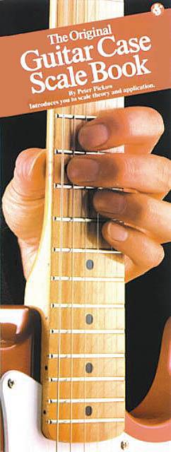 The Original Guitar Case Scale Book: Guitar: Instrumental Reference