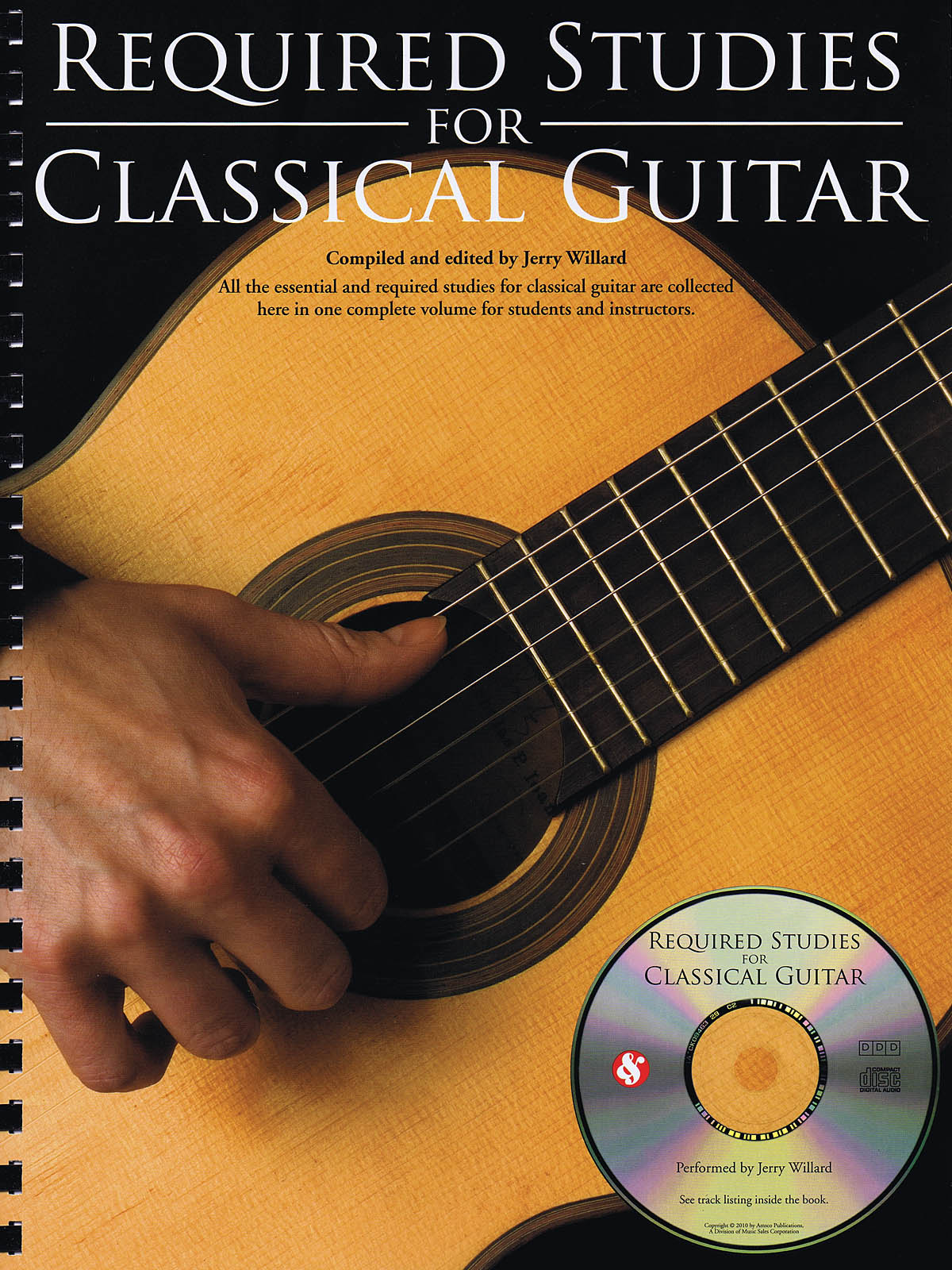 Required Studies for Classical Guitar: Guitar: Instrumental Tutor