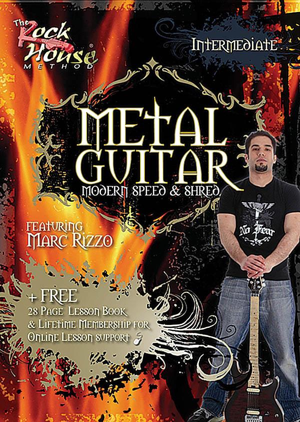 Soulfly: Marc Rizzo of Soulfly - Metal Guitar: Guitar: Instrumental Tutor