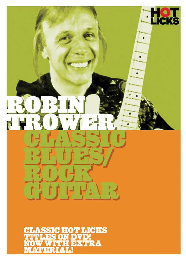 Robin Trower: Robin Trower - Classic Blues/Rock Guitar: Guitar: DVD