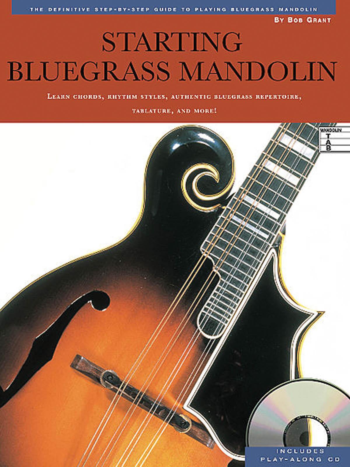 Starting Bluegrass Mandolin: Mandolin: Instrumental Tutor