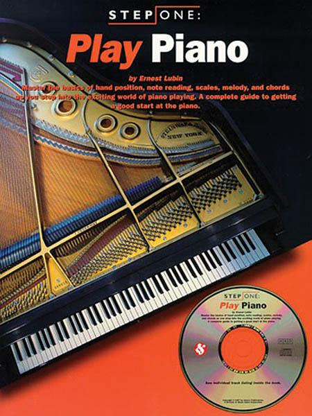 Step One: Play Piano: Piano: Instrumental Tutor