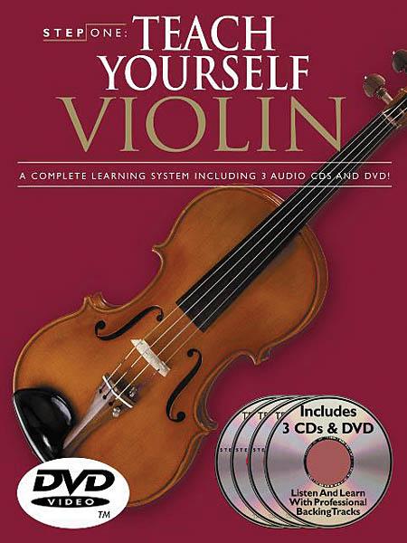 Step One: Teach Yourself Violin Course: Violin: Instrumental Tutor