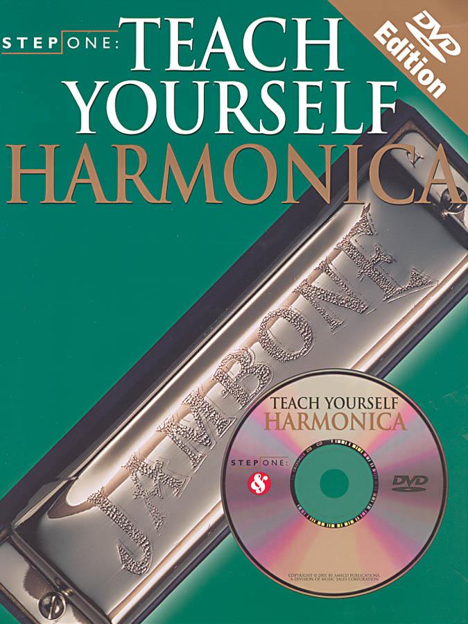 Step One: Teach Yourself Harmonica: Harmonica: Instrumental Tutor