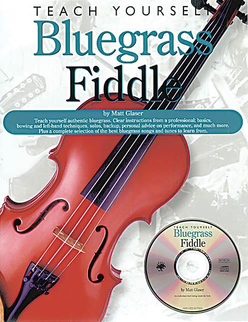 Teach Yourself Bluegrass Fiddle: Fiddle: Instrumental Tutor