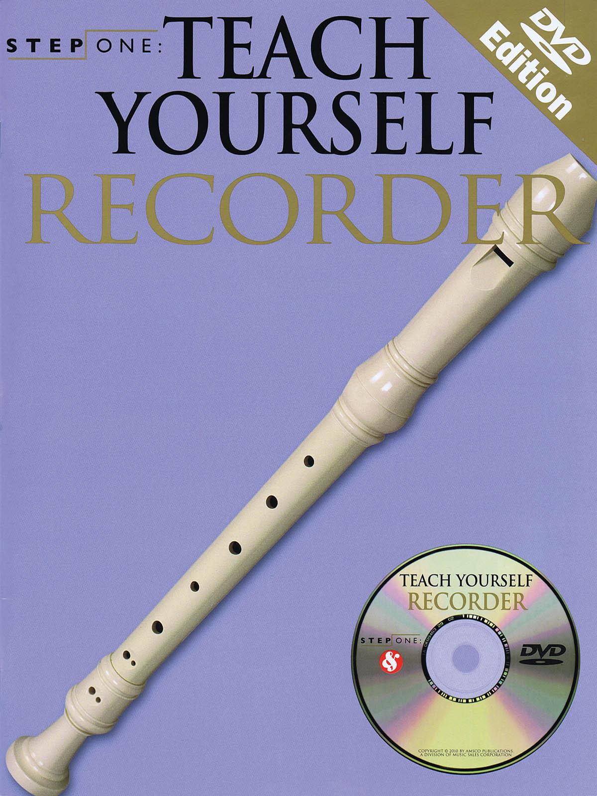 Teach Yourself Recorder: Recorder: Instrumental Tutor