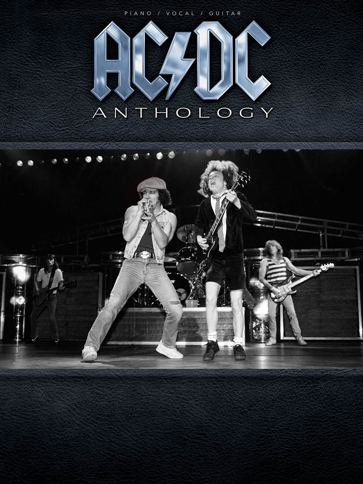 AC/DC: AC/DC Anthology: Piano  Vocal  Guitar: Artist Songbook