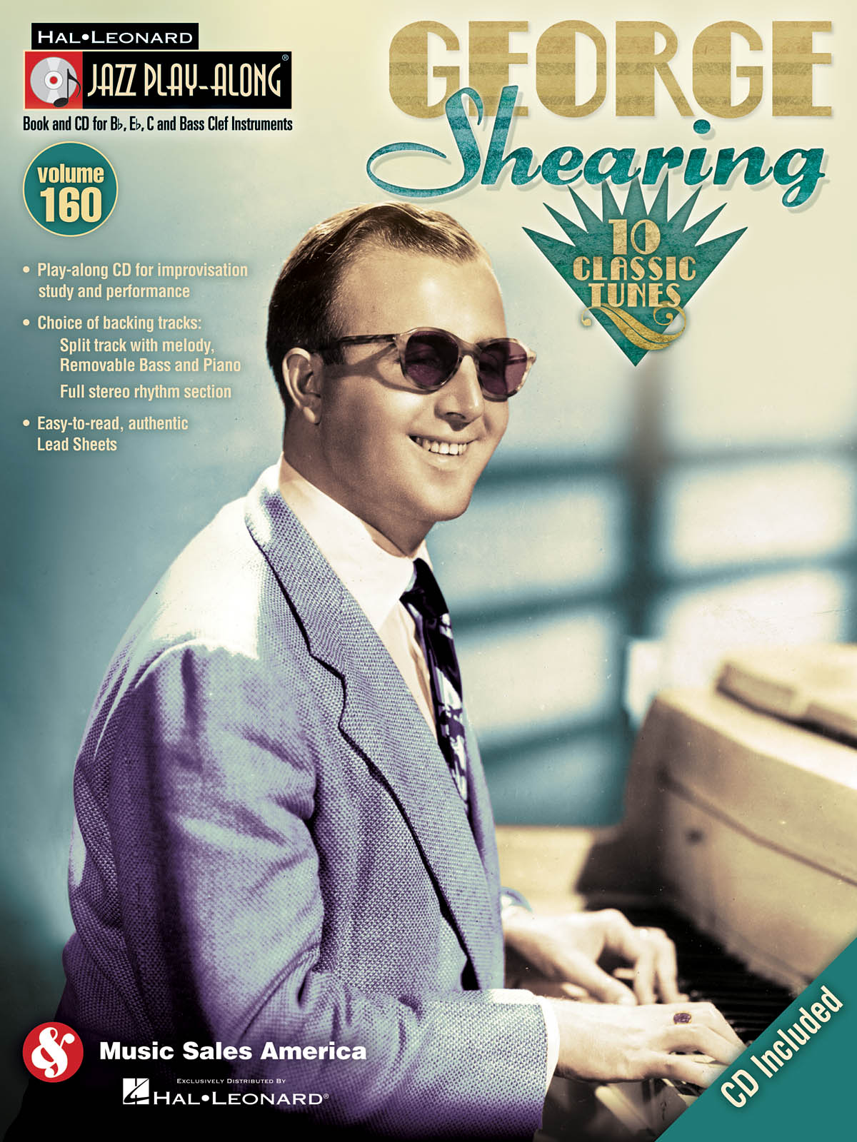 George Shearing: George Shearing: Any Instrument: Instrumental Album