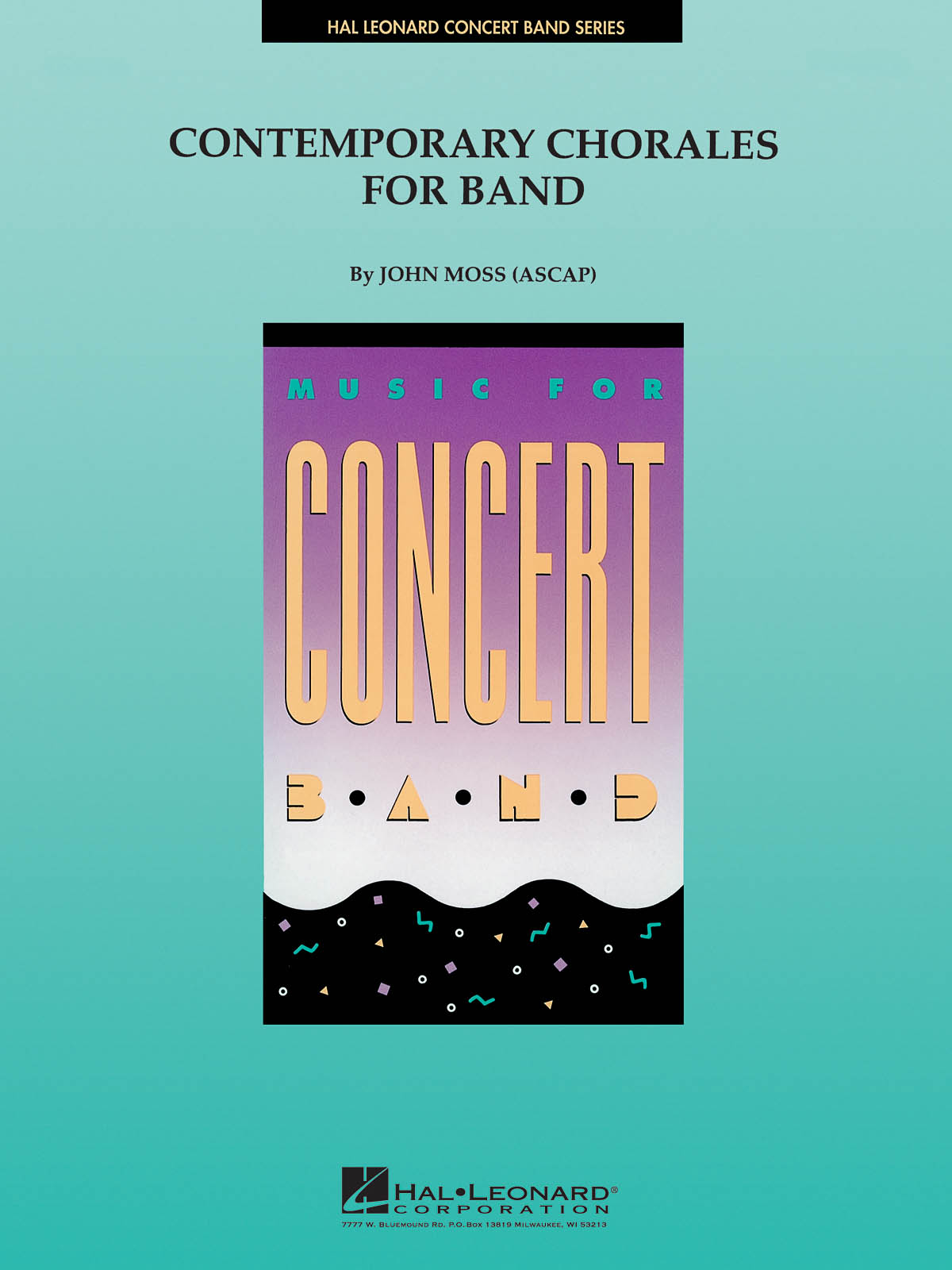 Contemporary Chorales for Band: Concert Band: Score & Parts