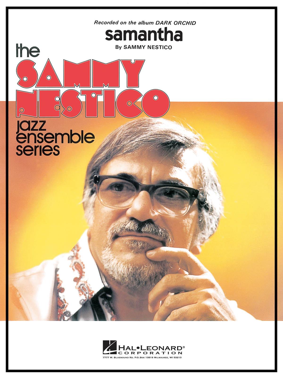 Sammy Nestico: Samantha: Jazz Ensemble: Score & Parts