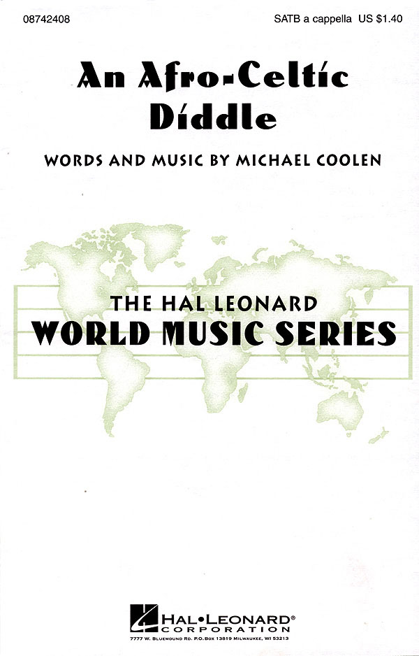 Irving Berlin: Alexander's Ragtime Band: SATB: Vocal Score