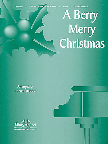 A Berry Merry Christmas: Piano: Instrumental Work