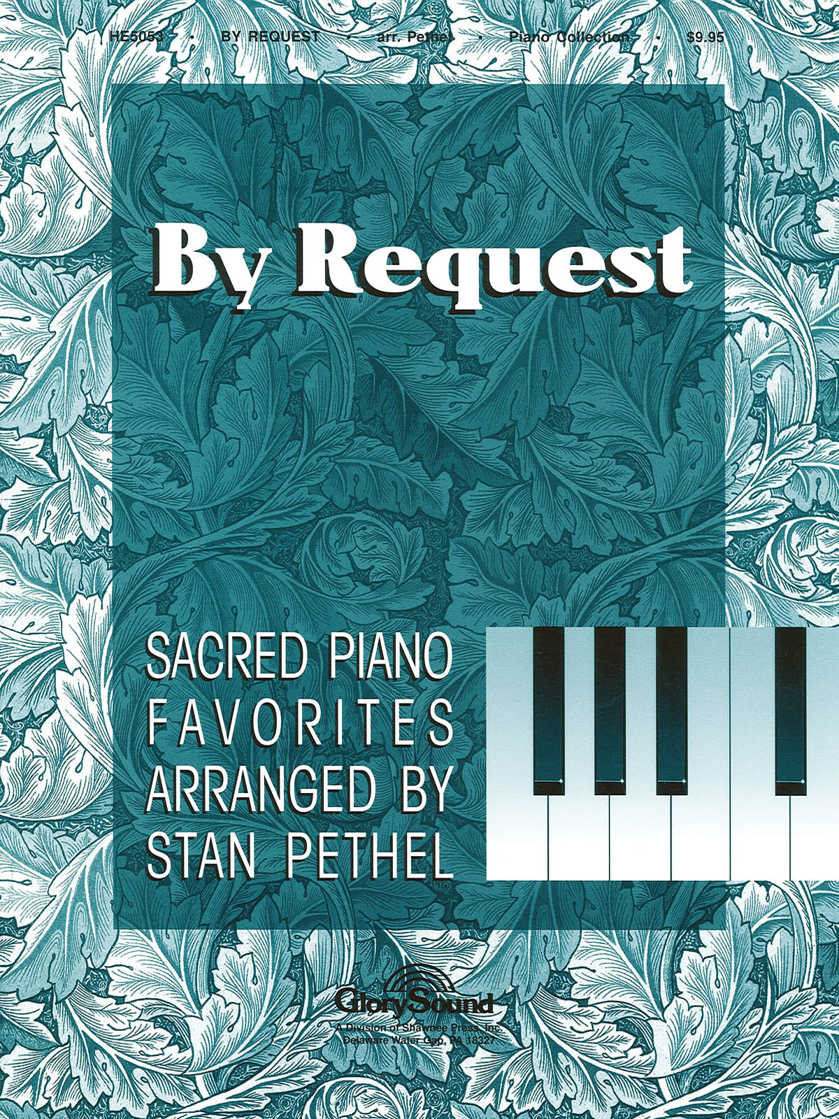 By Request: Sacred Piano Favorites: Piano: Instrumental Album