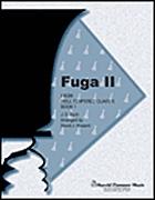 Johann Sebastian Bach: Fuga II: Handbells: Part