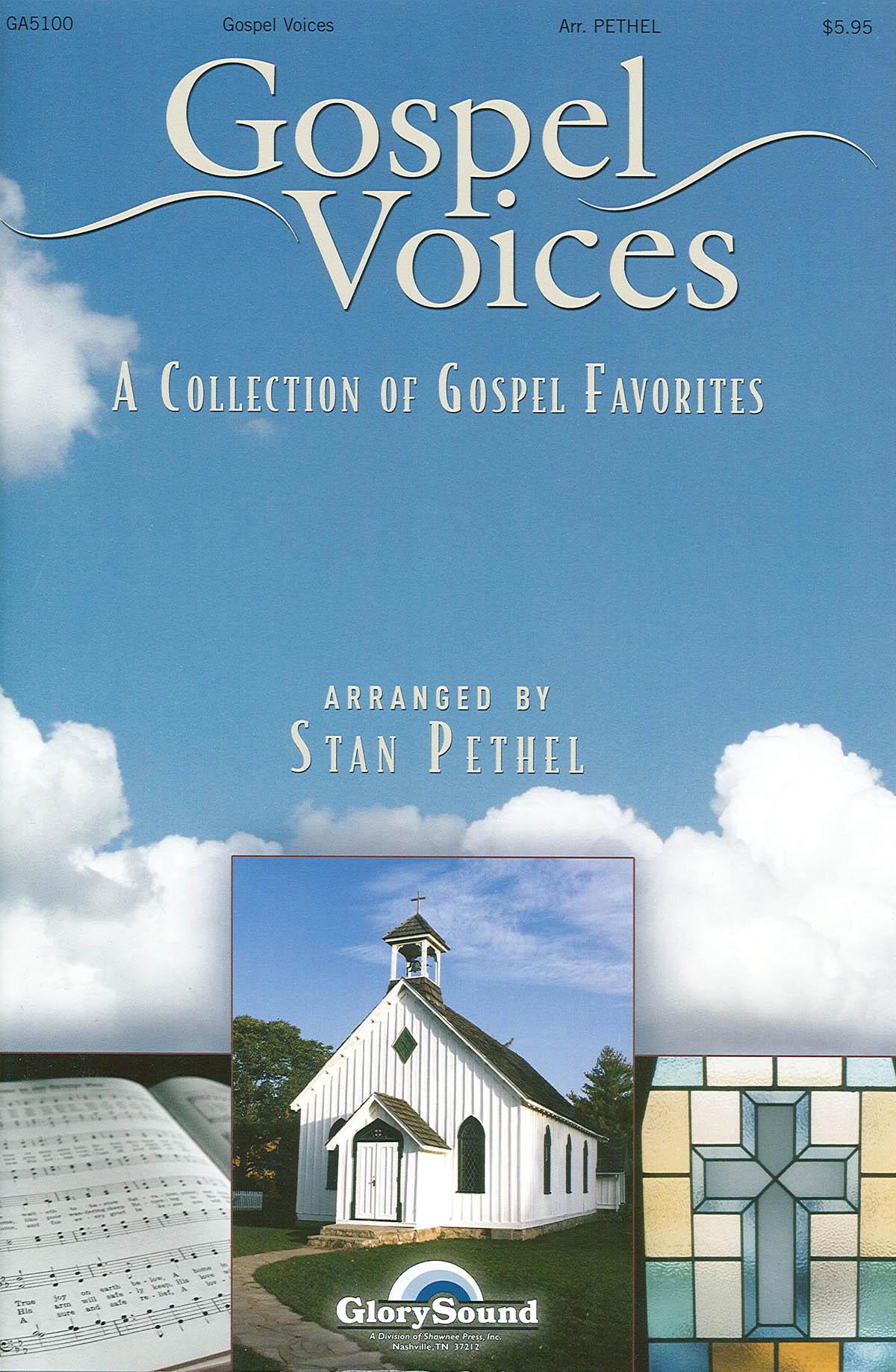 Gospel Voices: SATB: Vocal Score