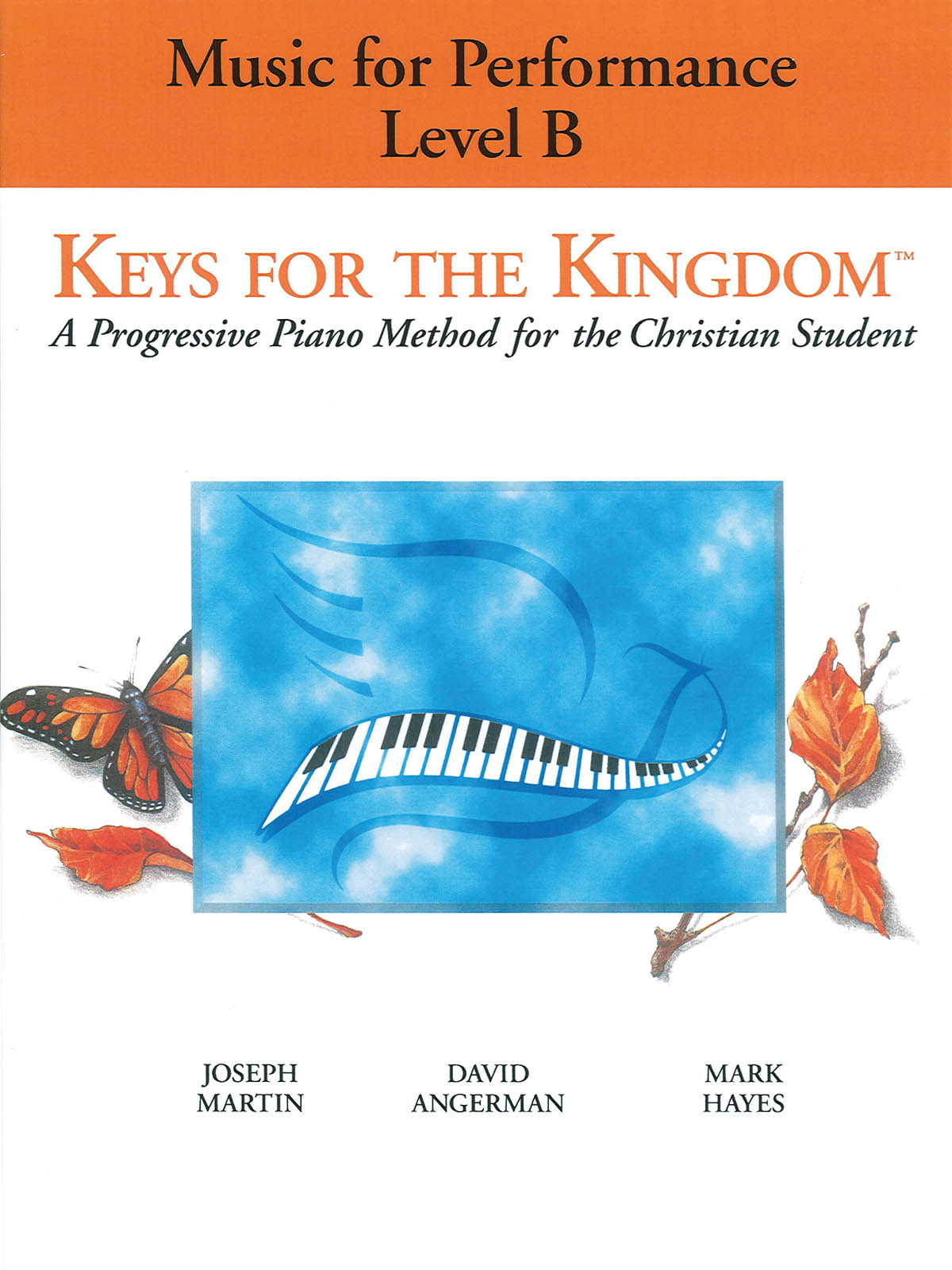 Keys for the Kingdom Music for Performance: Mixed Choir: Vocal Tutor