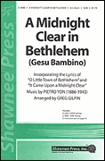 Pietro Yon: A Midnight Clear in Bethlehem: SAB: Vocal Score