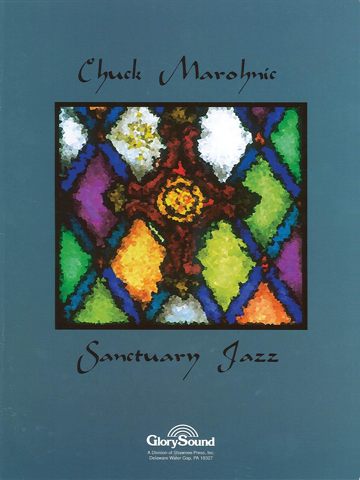 Sanctuary Jazz Piano Collection: Piano: Instrumental Work