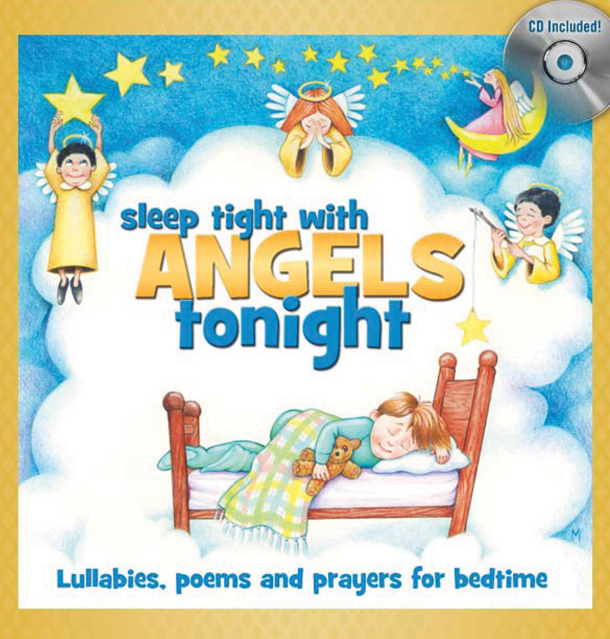 Sleep Tight with Angels Tonight: Mixed Choir