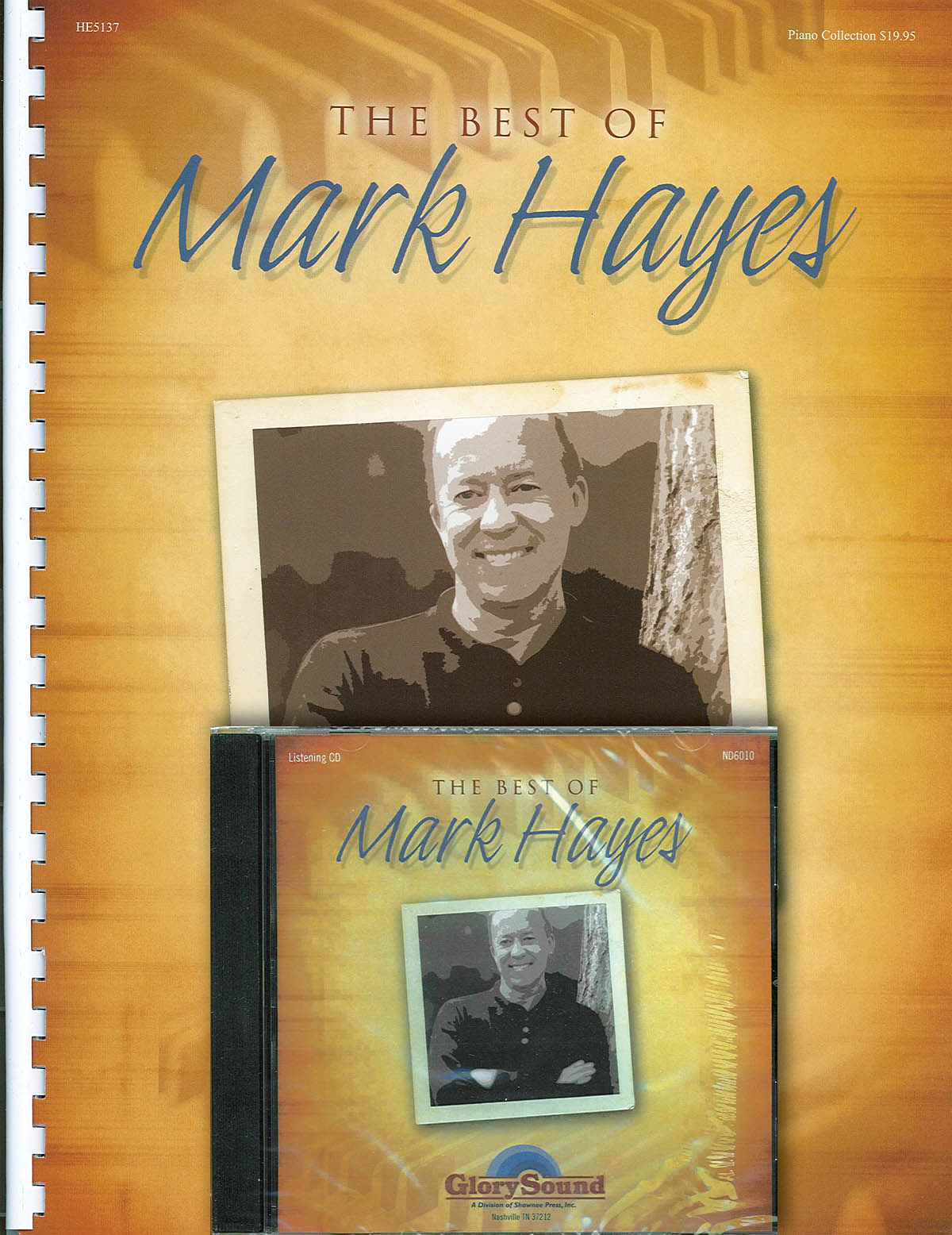 Mark Hayes: The Best of Mark Hayes: Piano: Instrumental Album