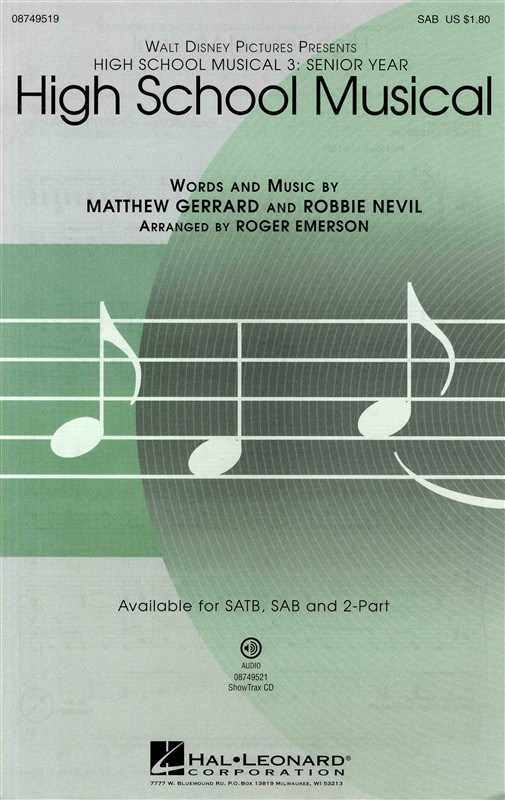 John Pierpont: Variations on Jingle Bells: SAB: Vocal Score