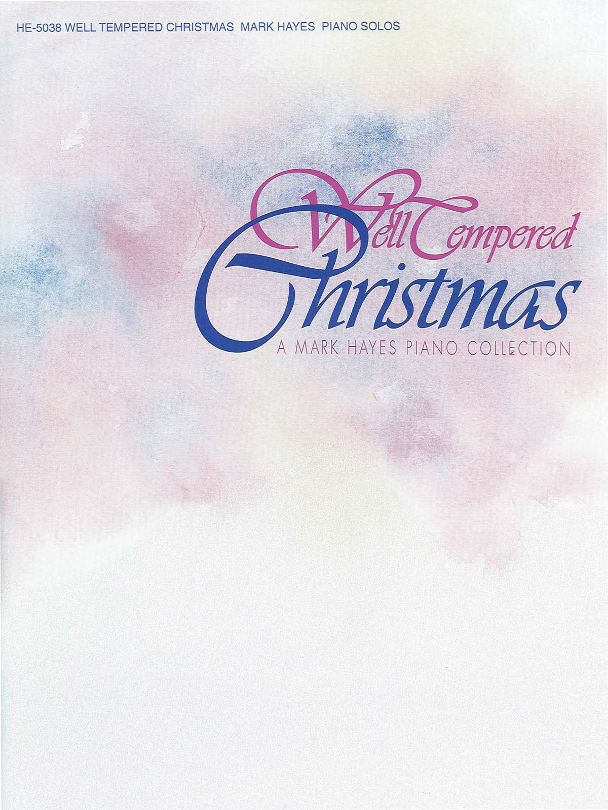 Well-Tempered Christmas: Piano: Instrumental Album