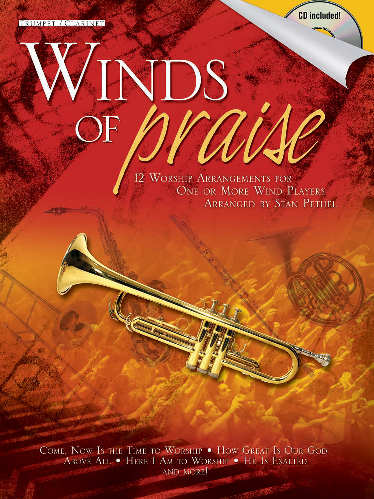Winds of Praise: Clarinet: Instrumental Album