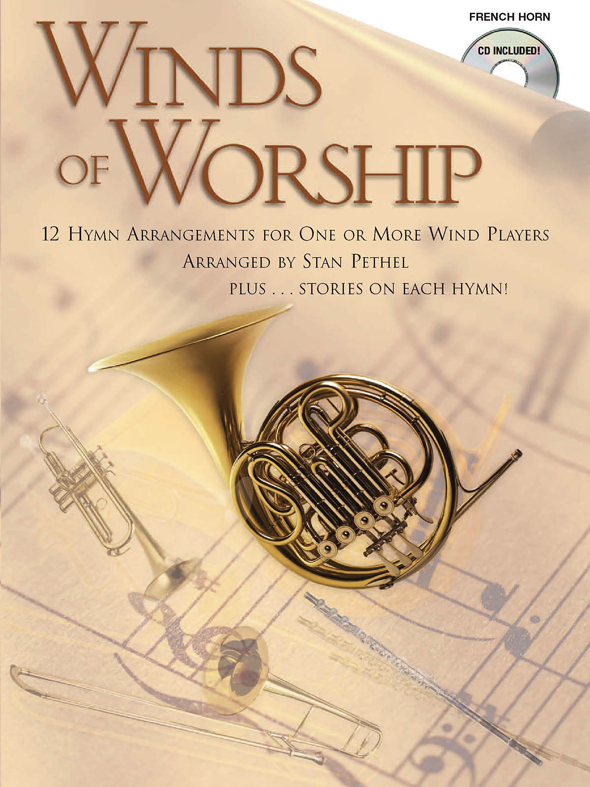 Winds of Worship: French Horn: Instrumental Album