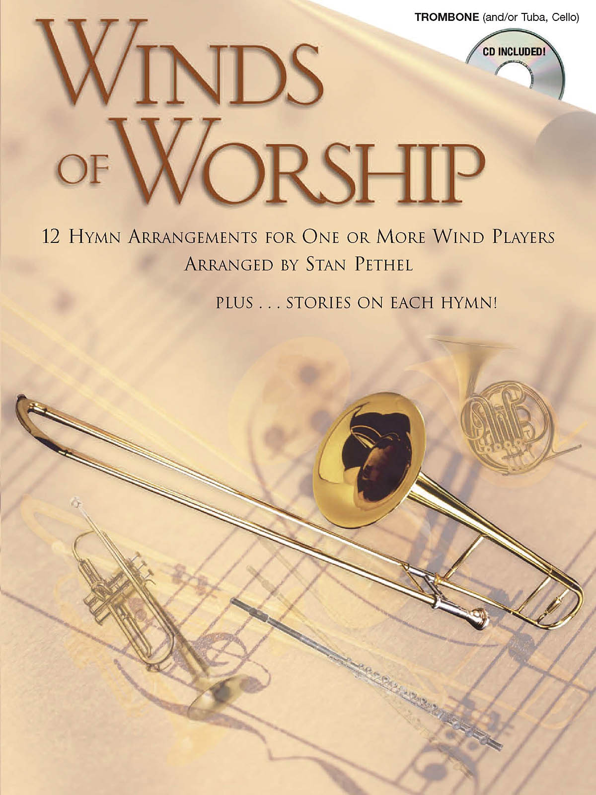 Winds of Worship: Trombone: Instrumental Album